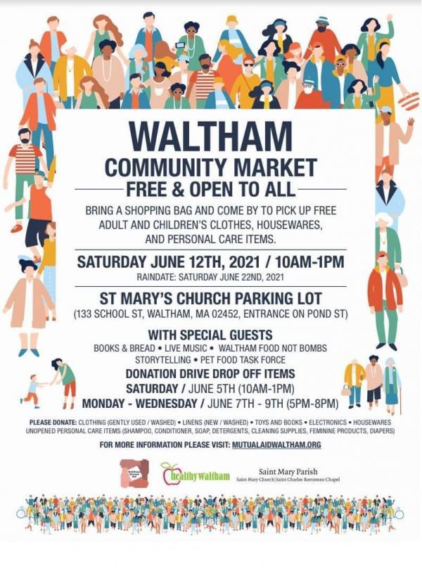 waltham market
