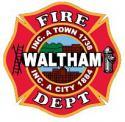 Waltham Fire Department Logo