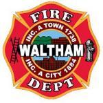 Waltham Fire Logo