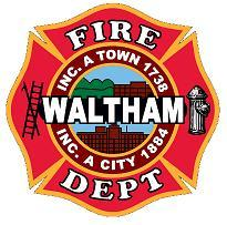 Waltham Fire Department Logo